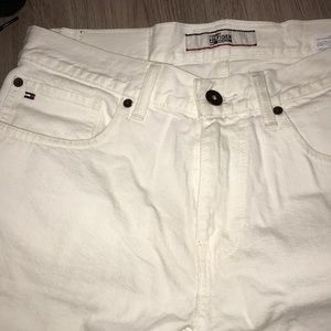 Tommy Hilfiger White Denim Jeans